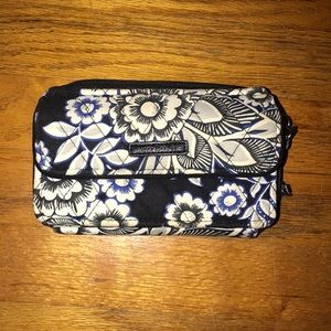 Vera Bradley Wallet with arm strap